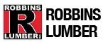 Robbins Lumber, Robbins Lumber logo, logo