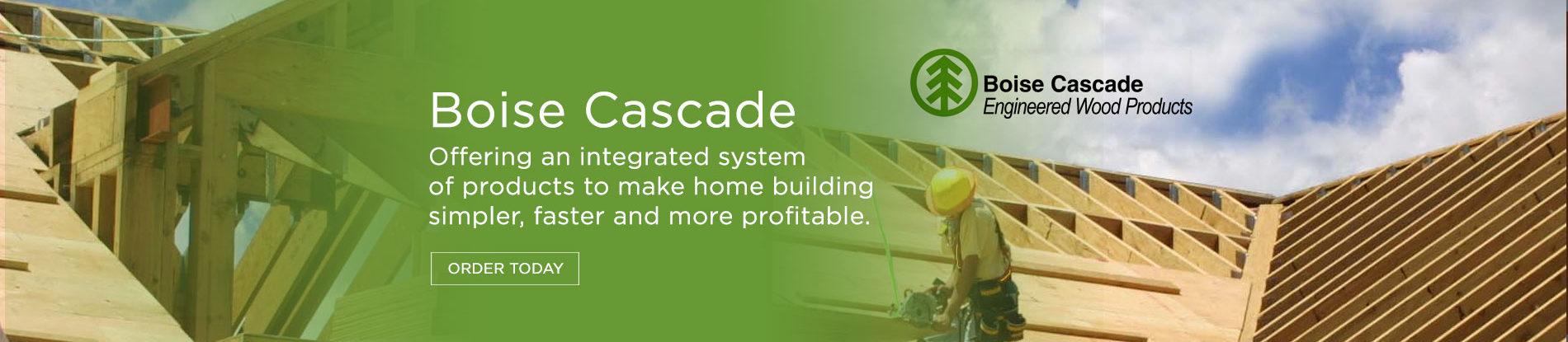 Warren Trask, Warren Trask Company, Premium Building Materials, Building Materials, Boise Cascade