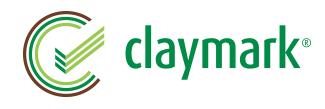 Claymark, Claymark logo, logo, Trim Boards & Patterns
