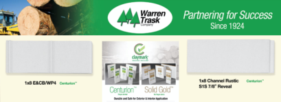 Warren Trask, Warren Trask Company, Premium Building Materials, Building Materials, Claymark, Centurion, Solid Gold, Sample Boards