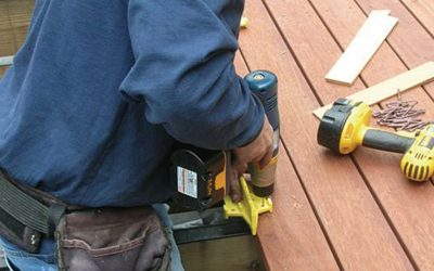 The Importance of Deck Board Spacing